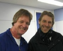 Stephen Gilligan avec Denis Jaccard